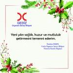 Yeni Yıl Kutlama Msj.